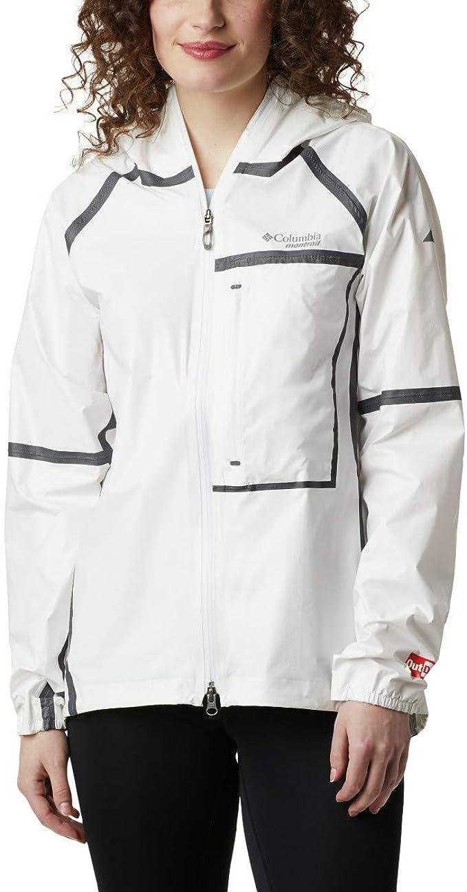Columbia 哥伦比亚 OutDry Ex™ 轻盈女式防雨冲锋衣 M码2.2折$44.1 淘转运到手约¥319