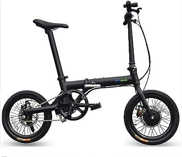Ebike plegable mini de 16 pulgadas - Bicicleta de montaña ...