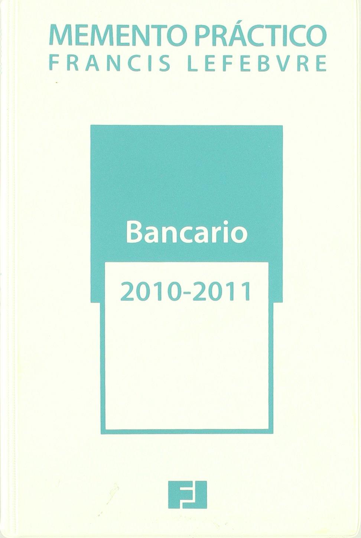 Memento Practico Bancario 2010-2011 Mementos Practicos: Amazon.es ...