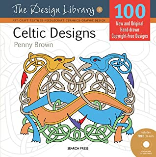 Celtic Designs Design Library