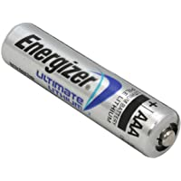 Energizer L92 Ultimate Lithium AAA Battery Batteries 4 Pack