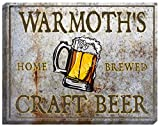 "WARMOTH'S Craft Beer Stretched Canvas Sign - 16"" x 20"" offers"