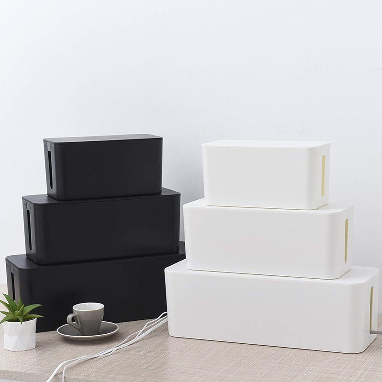 Startseite Kabel Netz Storage Box-Draht-Management Buchsengeh/äuse Steckerleisten Sicherheit Tidy Organizer