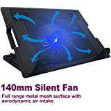 Notebook Laptop Cooling Pad Cooler Fan Stand with USB Hub