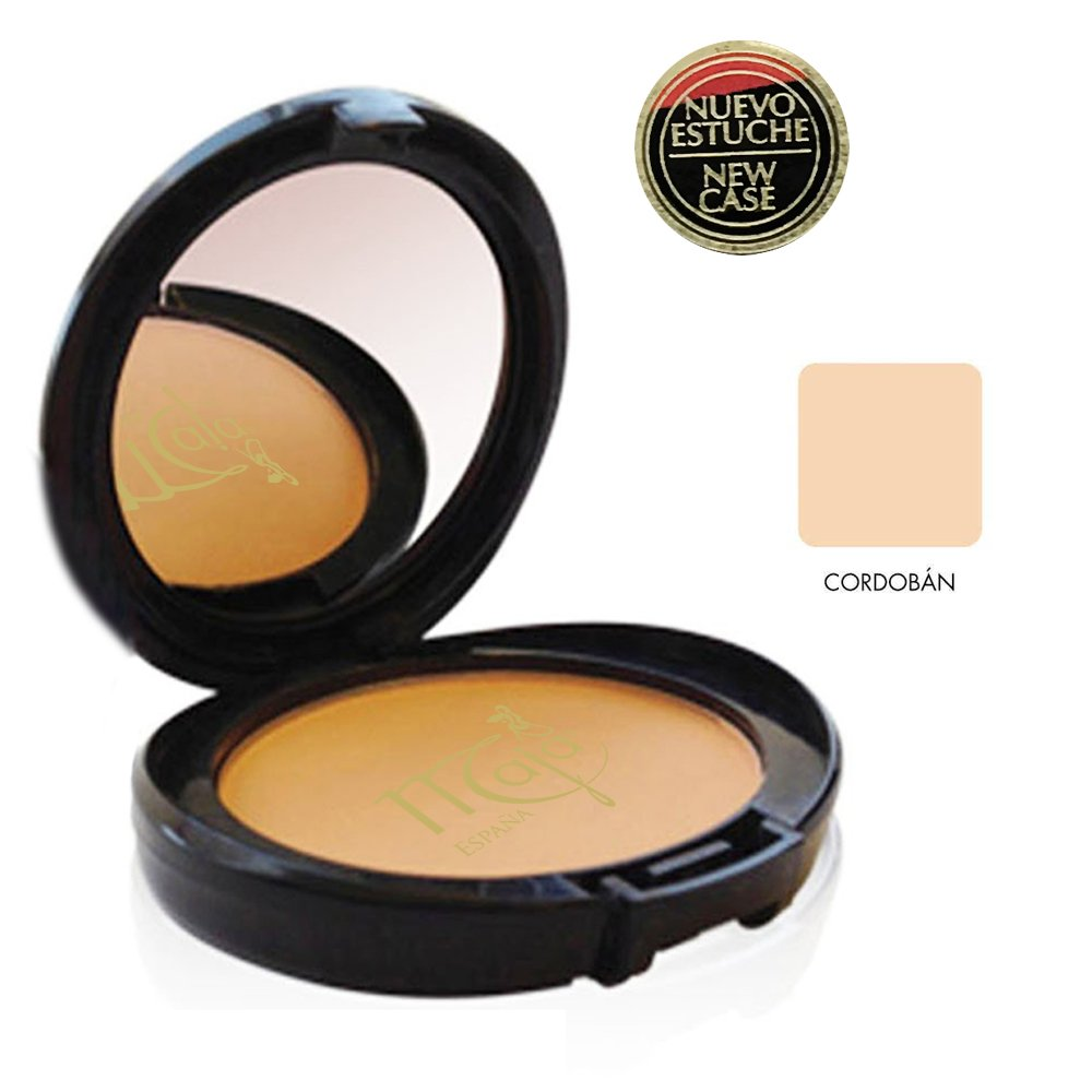 Amazon.com: Maja compacto Crema en polvo, 0,53 onza: Beauty