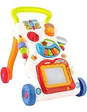 ISO TRADE Andador niños Multifuncional verformbare Velocidad con música Ajustable 6713
