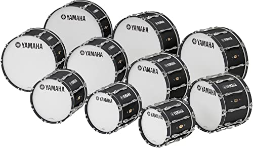 Field-Corps Marching Bass Drum Black Forest