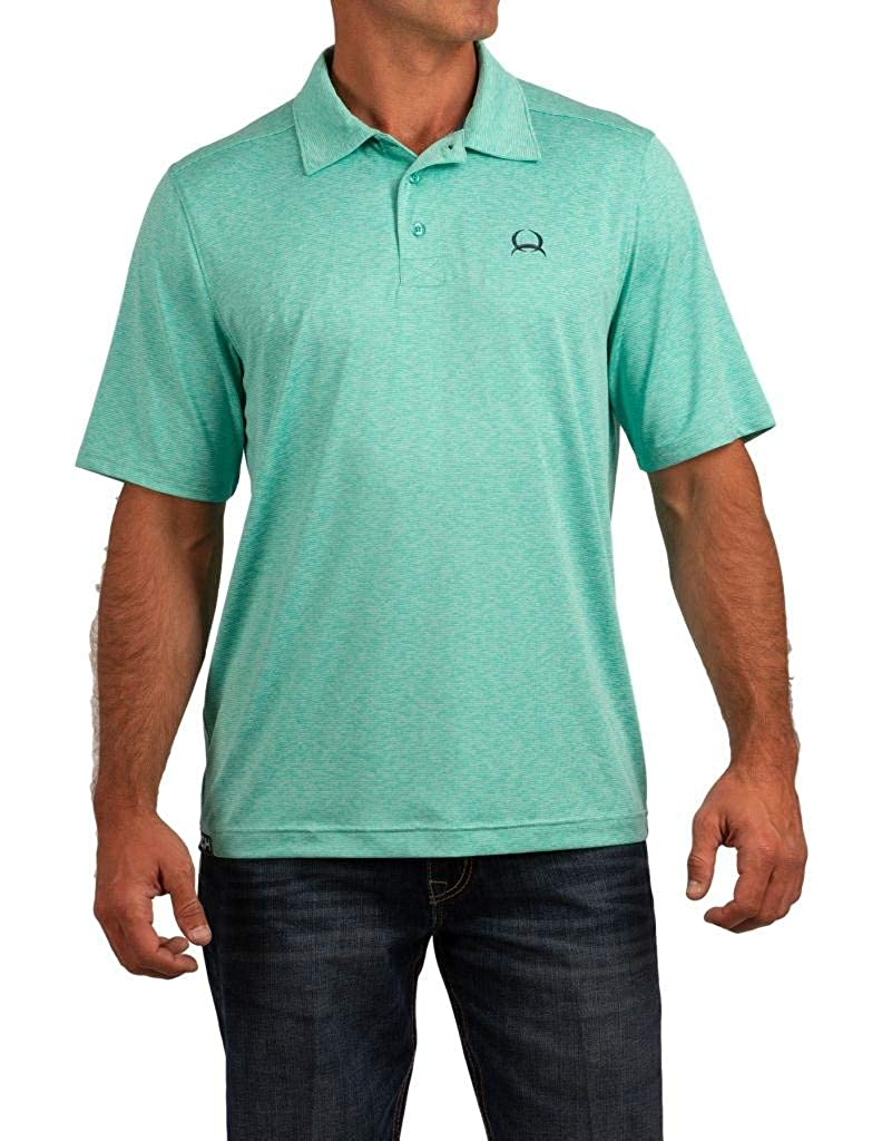 Cinch Mint Montana Polo
