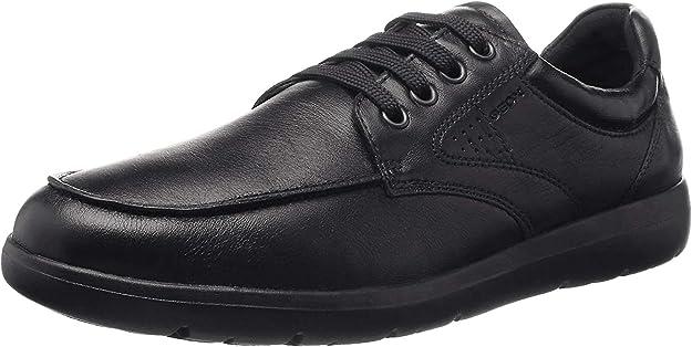 Afectar empujoncito fácilmente  Geox Hombre U Leitan B Mocasines: Amazon.es: Zapatos y complementos