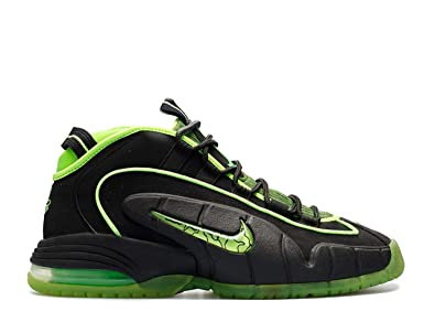 low priced 39982 297a9 Image Unavailable. Image not available for. Color  Nike AIR MAX Penny 05  HOH Size 10 Highlighter Pack Black Electric Green