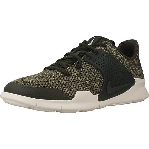 online retailer f5b16 c086d Nike Sneaker Arrowz Se, Scarpe da Ginnastica Basse Uomo, Grigio  Sequoia-Neut 301