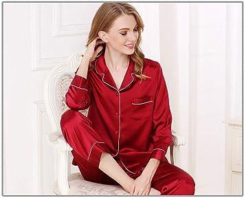 BUTTERFLYSILK Pijama de Seda, 100% Pura Seda Pijamas Set ...
