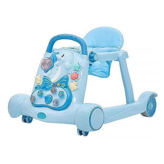 L-baby Caminante de Velocidad Ajustable para bebés, Puede Empujar ...