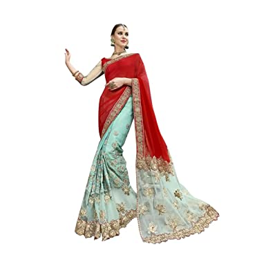 Designer Sarees For Wedding Party 6