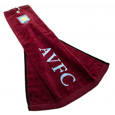Aston Villa Golf Toalla oficial Merchandise