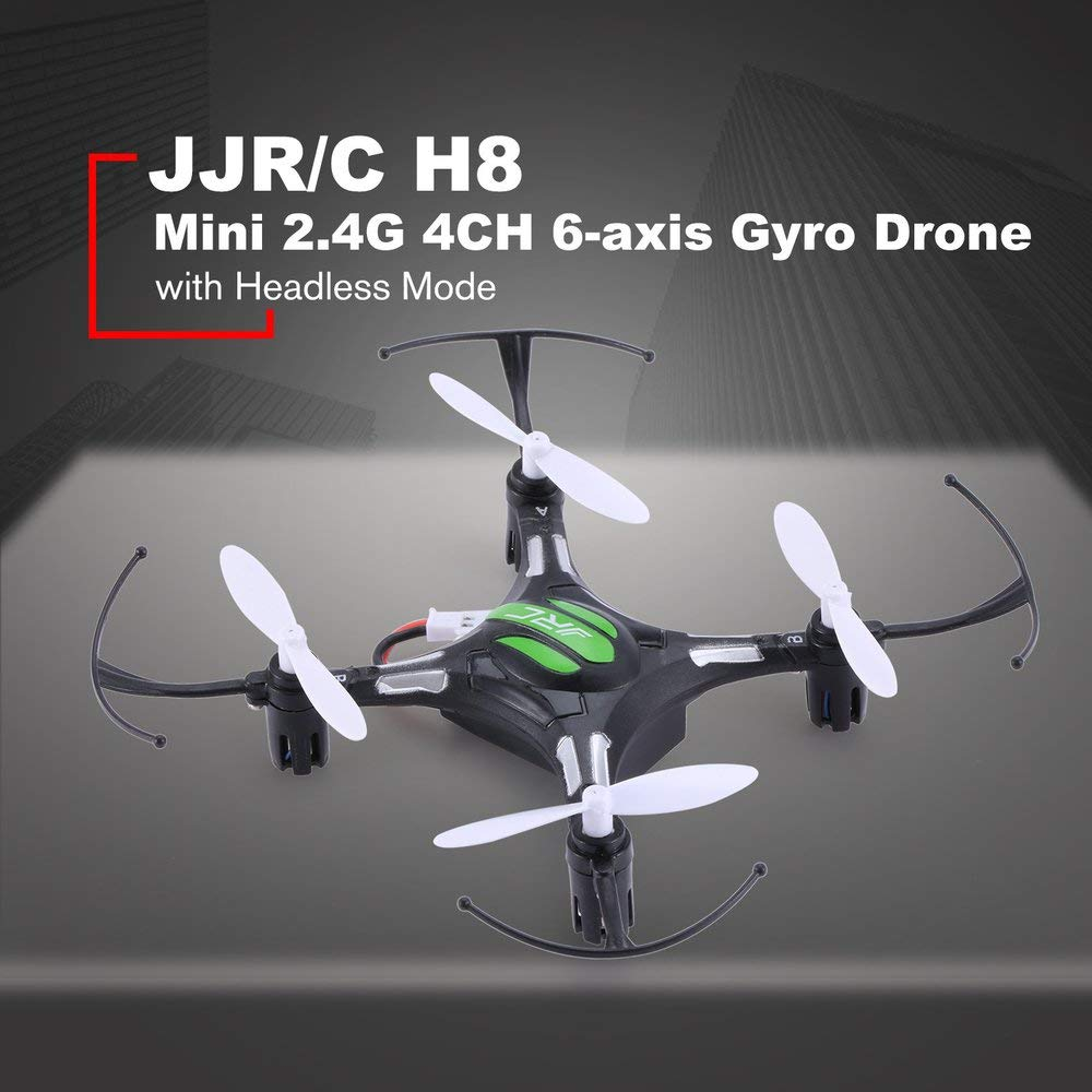 FDBF Mini 2.4G 4CH 6-Axis Gyro Headless Mode Drone 360 Flips ...