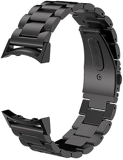 Amazon.com: v-moro accesorios Bandas de reloj de acero ...