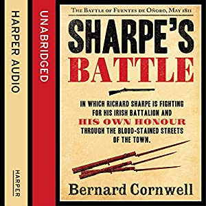 Sharpe's Battle: The Battle of Fuentes de Oñoro, May 1811 Audiobook