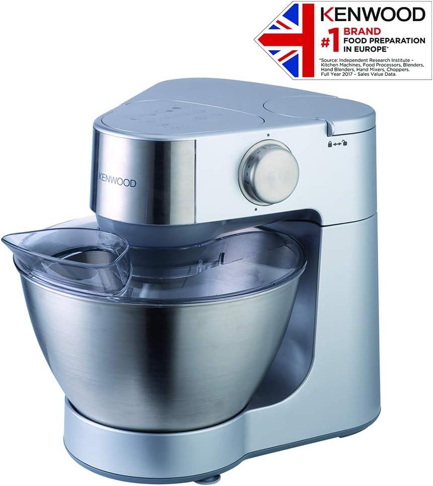 Kenwood KM287 Robot de cocina, 900 W, acero inoxidable, plástico ...