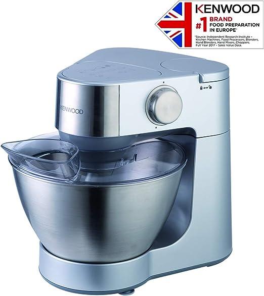 Kenwood KM287 Robot de cocina, 900 W, acero inoxidable, plástico, color plata: Amazon.es: Hogar