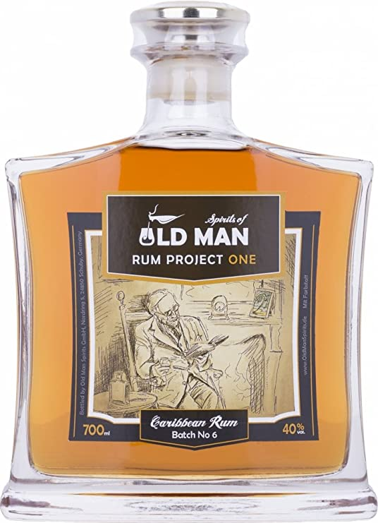 Ron - Rum Project One - 1 x 0.7 l