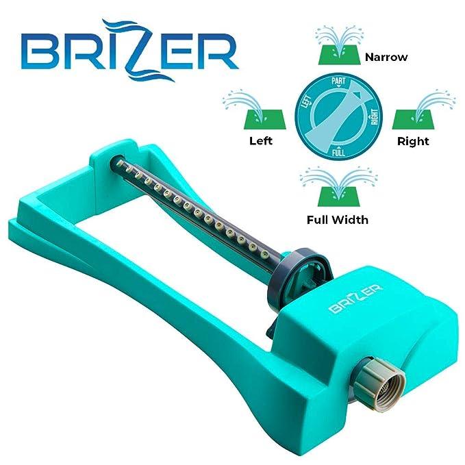 Brizer Oscillating Sprinkler - Best For Simple Use