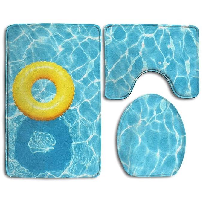 Amazon.com: Alfombra de baño antideslizante absorbente para ...