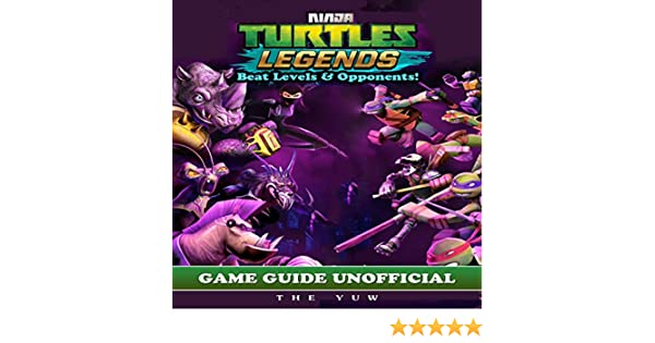 Amazon.com: Ninja Turtles Legends Game Guide Unofficial ...