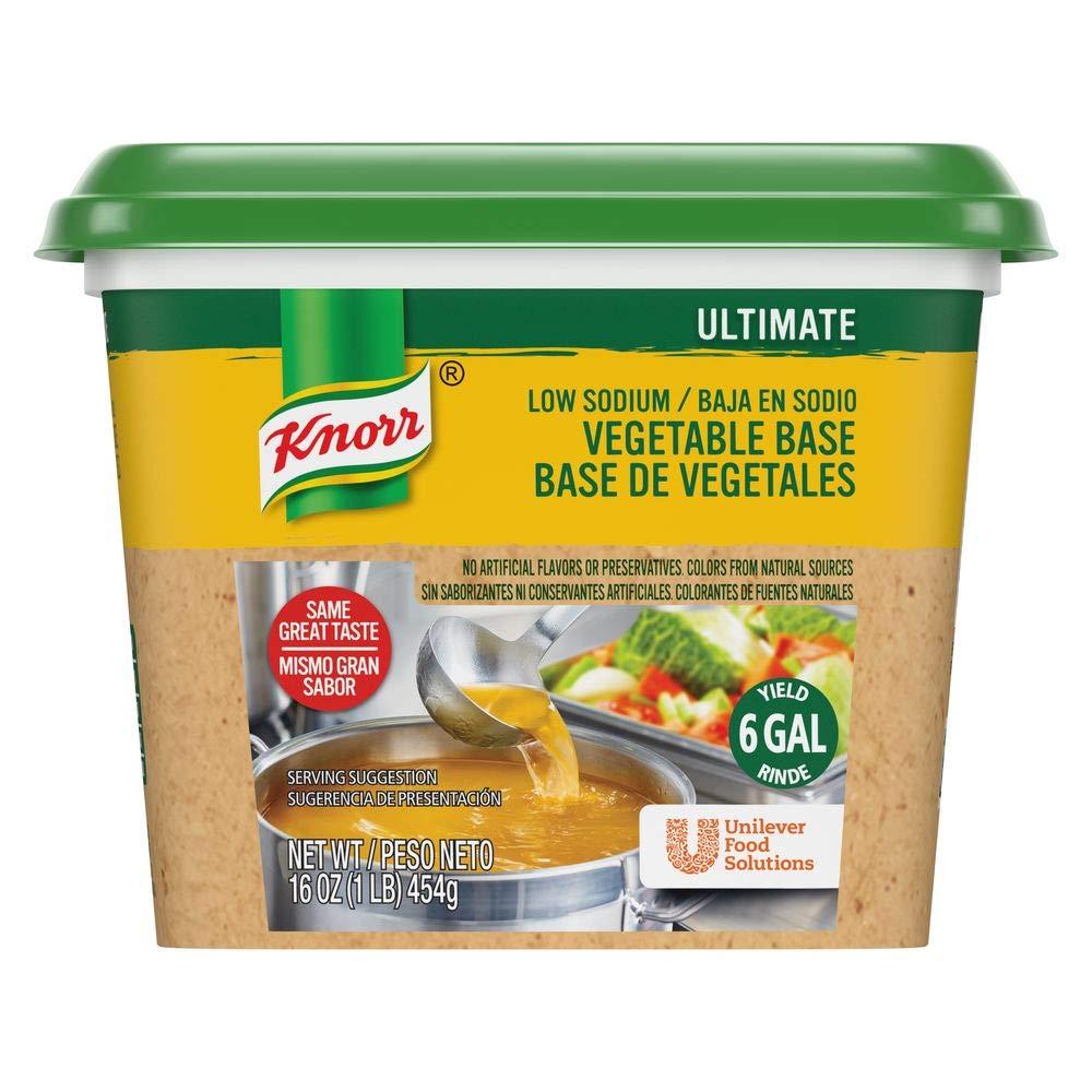 Knorr Professional Ultimate Low Sodium Vegan Stock Base