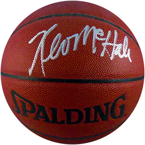 Kevin McHale Autographed Indoor / Outdoor Basketball ()