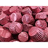 Reese's Miniatures Pink Candy, Peanut Butter Cups in Milk Chocolate (Pack of 2 Pounds)