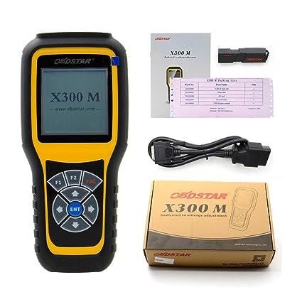 OBDSTAR X300 M X300M Programmer Automotive Correction Tool