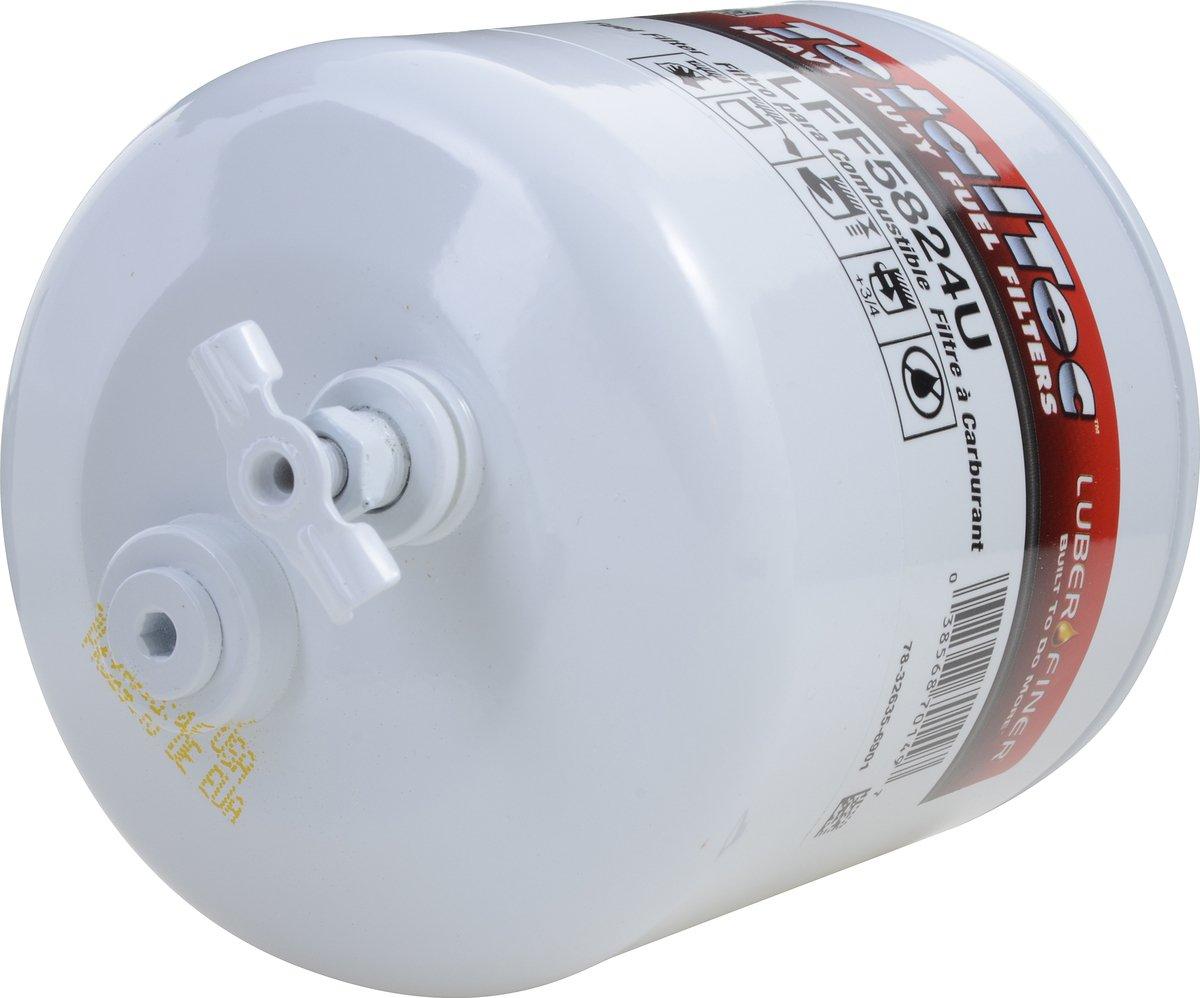 Luber-finer LFF5824U Heavy Duty Fuel Filter