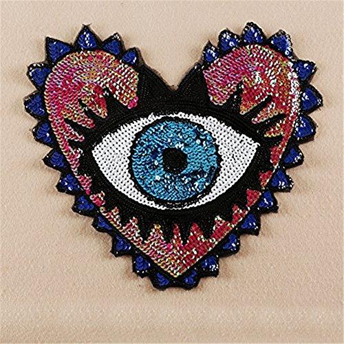 Eye Applique - 9