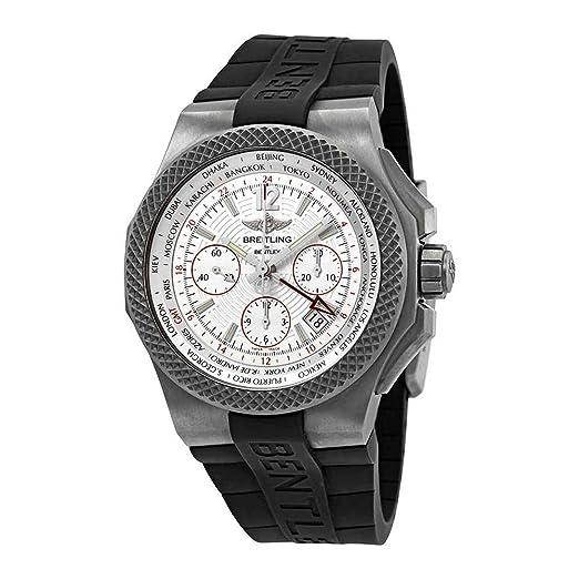Breitling Bentley GMT luz cuerpo Mens Reloj eb043335/g801 - 232S: Amazon.es: Relojes