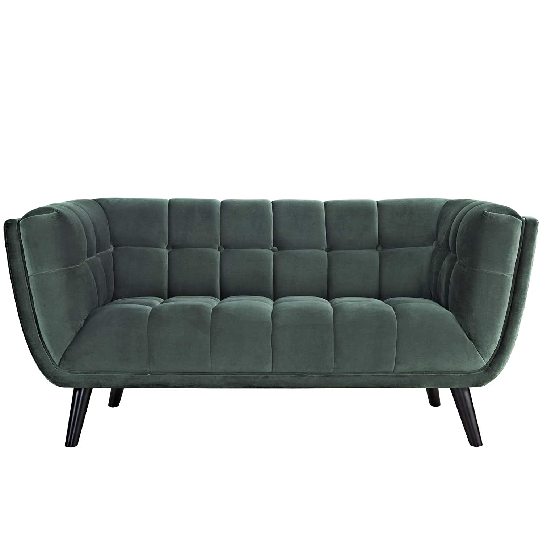 Amazon.com: Moderno juego de sofá y sillón de Lobby Club ...