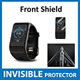 Garmin Vivoactive HR Front INVISIBLE Screen Protector (Front Shield Included) - Military Grade Protection Exclusive to ACE CASE