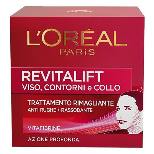 11 opinioni per L'Oréal Paris Revitalift Trattamento Rimagliante Anti-Rughe e Rassodante, 50 ml