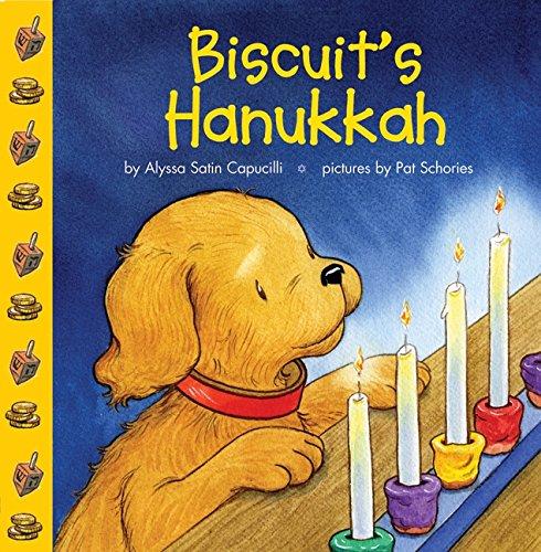 Biscuit's Hanukkah - Chanukah Book
