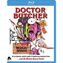 Doctor Butcher M.D. / Zombie Holocaust