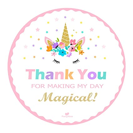 Amazon Magical Unicorn Stickers