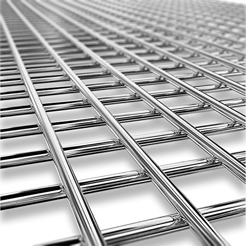Baking Sheet with Cooling Rack - Aluminum Half Size Cookie Sheet 18 Inch x 13 Inch for Oven Use by Culinary Depot (Image #5)