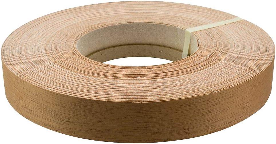 facile applicazione Nastro pre-incollato per impiallacciatura a caldo per bordi da applicare con ferro da stiro su legno ciliegia//acero prodotto negli Stati Uniti
