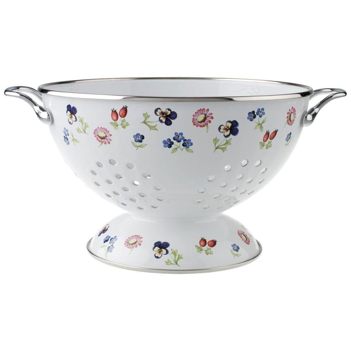 Villeroy /& Boch Petite Fleur Kitchen Sieb mehrfarbig Metall