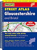 Philip's Street Atlas Gloucestershire and Bristol