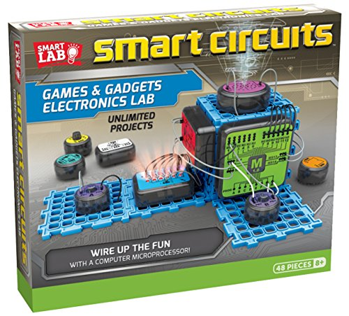 SmartLab Toys Smart Circuits Games & Gadgets Electronics (Smart Kids Toys)