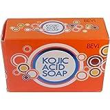 BEVI Kojic Acid Soap For Skin Brighiting And Hyper Pigmentation AMZ0041 1Pc