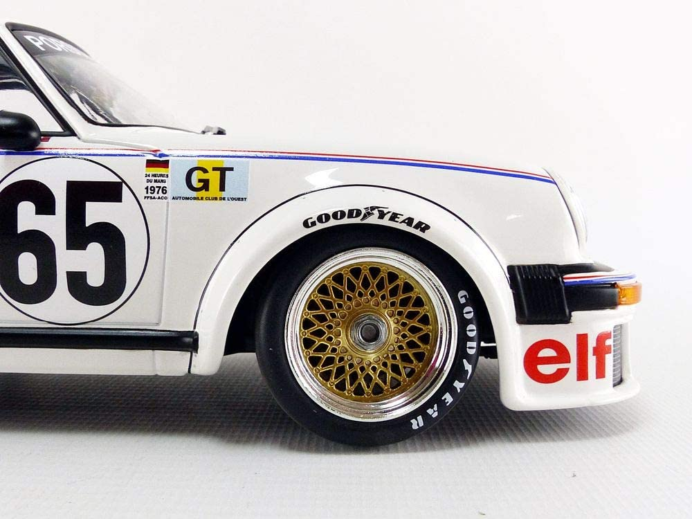 Wollek-Pironi-Beaumont 24H Le Mans 1976 Minichamps 155766465 1:18 934 Multi