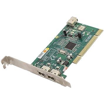 Tarjeta de Captura de Video Tarjeta Firewire PCI 1394 de 3 ...