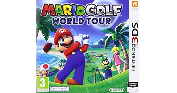 Mario Golf: World Tour: Amazon.es: Videojuegos